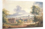 A View of Ipswich by Paul Sandby