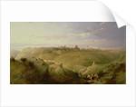 Jerusalem, 1842 by David Roberts