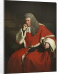 Sir William Erle, Lord Chief Justice by Francis Grant