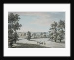 Oxford from the south, 1786 by Jane Mary Oglander