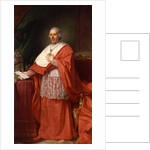 Cardinal Muzzio Gallo, 1785 by Anton von Maron