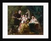 Sir William Pepperrell and His Family, 1778 by John Singleton Copley