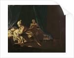 Pamela Fainting, 1743-44 by Joseph Highmore