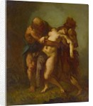 Susanna and the Elders, c.1846-49 by Jean-Francois Millet