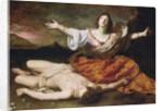 Hero and Leander, c.1626 by Nicolas Regnier