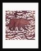 Fishing Bear, 2001 by Nat Morley