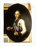 Admiral Samuel Greig by Russian School