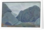 Monhegan, Maine, 'Ocean' series, 1922 by Nicholas Roerich