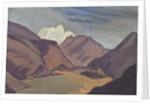 Baltistan, border with Ladakh, 1936 by Nicholas Roerich