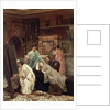 A Collector of Pictures at the Time of Augustus, 1867 by Lawrence Alma-Tadema