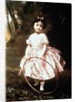Miss Ehrler, 1861 by Louis Antoine Leon Riesener