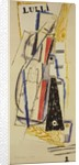 Abstract Lulli, 1919 by Louis Marcoussis