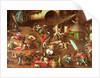 The Last Judgement, detail by Hieronymus Bosch