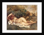 Nude, c.1887 by Pierre Auguste Renoir