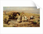 The Adventure, 1883 by William McTaggart
