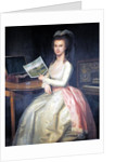 Marianne Drake, 1783 by Ralph Earl or Earle