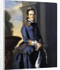 Mrs Epes Sargent in Hunting Outfit, 1764 by John Singleton Copley