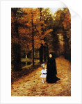 The Widow's Walk, 1887 by Horace de Callias