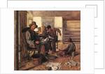 Afternoon Rest by Louis Charles Moeller
