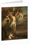 Crucifixion, 1645-50 by Thomas Willeboirts