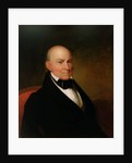 John Quincy Adams, 1835 by Asher Brown Durand