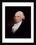 Portrait of James Madison, 1833 by Asher Brown Durand