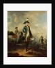 Marquis de La Fayette, c.1781-85 by Francesco Giuseppe Casanova
