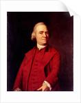 Samuel Adams, c.1770-72 by American School