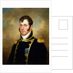 Oliver Hazard Perry, c.1813-14 by Rembrandt Peale