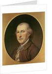 Pieter Johan van Berckel 1783-84 by Charles Willson Peale