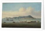 View of Hong Kong, 1850 by American School