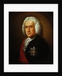 Portrait of William Stanhope, 1764 by Thomas Gainsborough