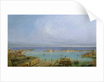 View of Venice from the Campanile by James Holland