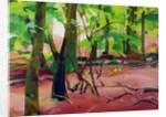 Forêt 20, 2017 by Olivier Morel