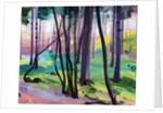 Forêt 26, 2017 by Olivier Morel
