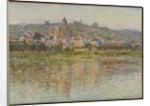 Vetheuil in Summertime, 1879 by Claude Monet