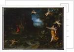 Allegory of Life, or The Dream of Raphael, 1595 by Jan the Elder & Rottenhammer Hans I or Johann (1564-1625) Brueghel