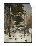Edge of the Wood, c.1914 by Franklin Carmichael