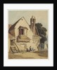 Rustic Cottage, c.1810 by John Sell Cotman