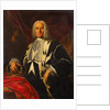 Grand Master Emmanuel Pinto by Antoine de Favray