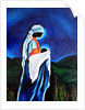 Madonna and child - Beloved Son by Patricia Brintle