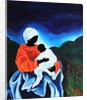 Madonna and child - Lullabye by Patricia Brintle