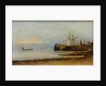 Newlyn Harbour by English School