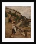 Newlyn Slip by William Banks Fortescue