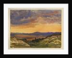 Jezreel Valley by Claude Conder