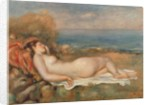 The Nude in the Grass by Pierre Auguste Renoir