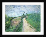 Path Leading to Ville D'Avray, 1879 by Alfred Sisley