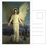 Monadnock Angel, 1920-21 by Abbott Handerson Thayer