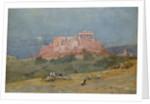The Acropolis, c.1885 by Robert Weir Allan