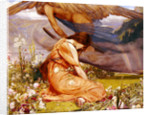 The Garden of Adonis- Amoretta and Time, 1887 by John Dickson Batten